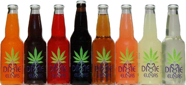 Dixie-elixirs