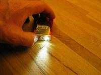 Tictacflashlight
