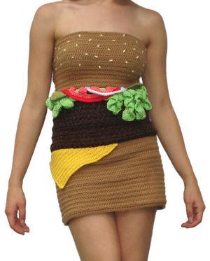 Chessehamburger_dress
